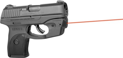 LaserMax Centerfire Laser Red, Gripsense, Ruger LC9/LC380/LC9s/EC9s