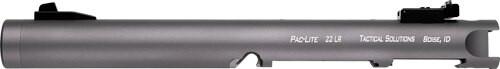 "Tactical Solutions Pac-Lite Ruger Mark IV, 6"" Gun Metal Gray Barrel 22LR"