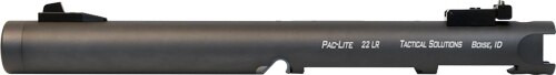 "Tactical Solutions Pac-Lite Ruger Mark IV, 6"" Matte OD Green Barrel 22LR"
