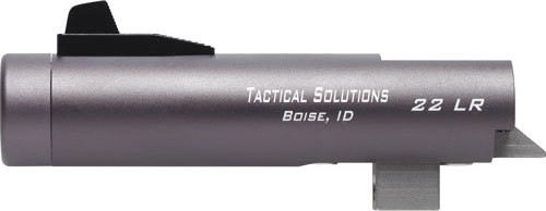 "Tactical Solutions Trail-Lite Browning Buck Mark, 4"" Gun Metal Gray Barrel 22LR"