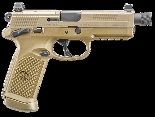 FN FNX-45 Tactical 45 ACP, MS Venom Red Dot, Flat Dark Earth, 10rd