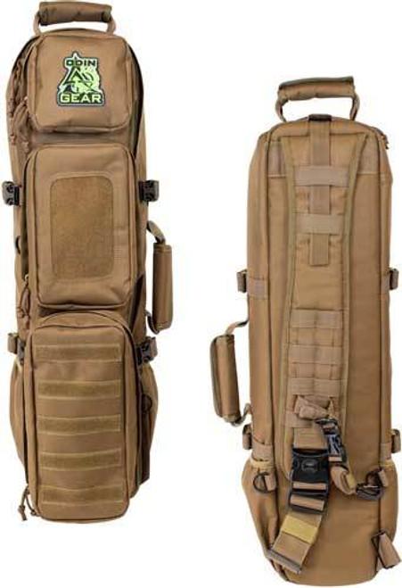 Odin Works Gear Ready Bag - Brown