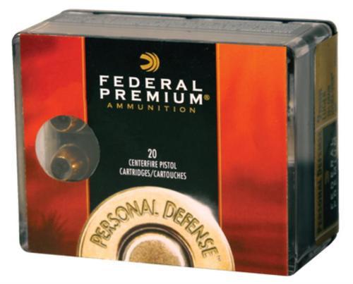 Federal Premium Personal Defense 32ACP Hydra-Shok JHP 65GR 20 Box