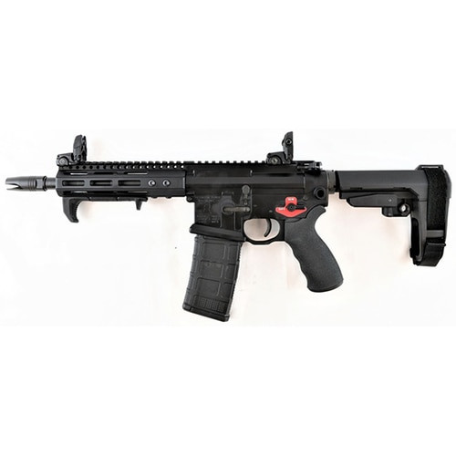 Franklin Armory BFSIII Equipped PDW C8 Pistol 300 Blackout, SBA3 Brace