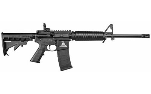 "Smith & Wesson M&P15 Sport II 5.56mm, 16"" Barrel, Don't Tread On Me, Laser Engraved, 30rd"