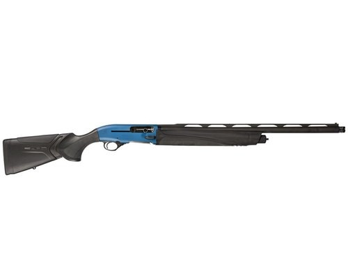 "Beretta 1301 Competition Pro, Semi-Automatic, 12 Gauge, 24"" Barrel With Step Rib, Blue Finish, Synthetic Stock, 3 Rounds, Kick-Off Plus System, OptimaChoke HP Black Edition"