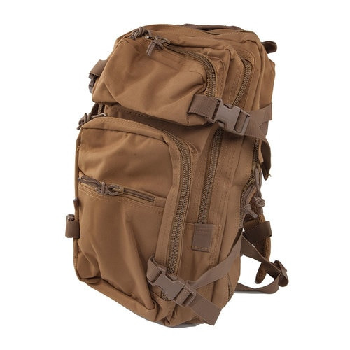 Glock Backpack Coyote, 600D Polyester