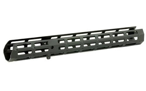Midwest Marlin Rifle Handguard 6061 Aluminum Black Hard Coat Anodized