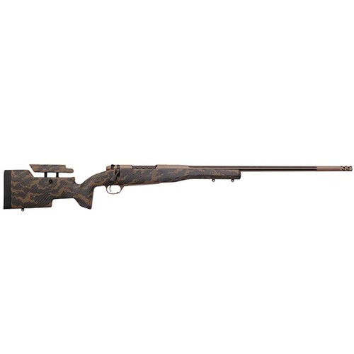 "Weatherby Mark V Accumark Elite 6.5x300 Weatherby Mag, 26"", Coyote Tan Elite Cerakote Adjustable Cheekpiece Stock , 3rd"