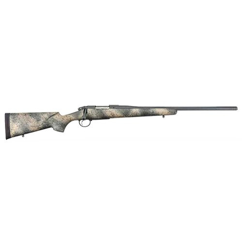 "Bergara Highlander Rifle 7mm Rem Mag, 24"" Threaded Barrel"