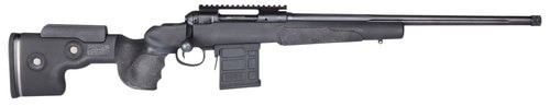 "Savage 10 GRS 6.5 PRC, 24"" Barrel, Adjustable GRS Benchrest Stock, Black, Steel Rec, 10rd"