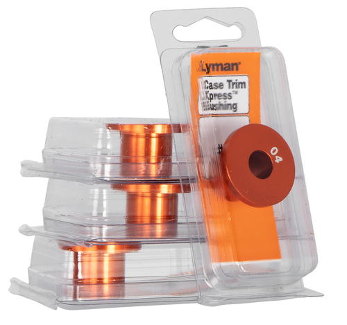 Lyman Brass Smith Case Trim Xpress Bushing 300 AAC Blackout/17 Remington Fireball