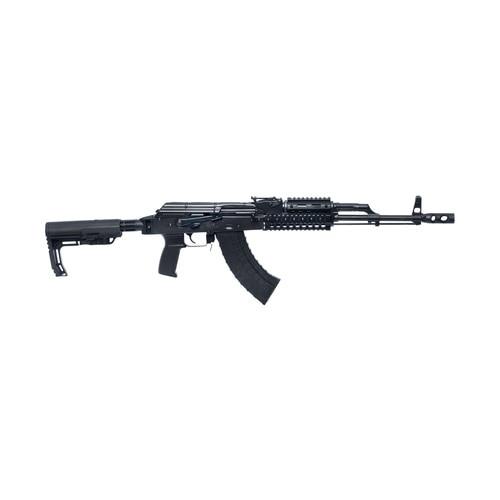 """Riley Defense AK-47 Tactical MFT 7.62, 16.25"""" Barrel, MFT Stock, Black, 30rd"""