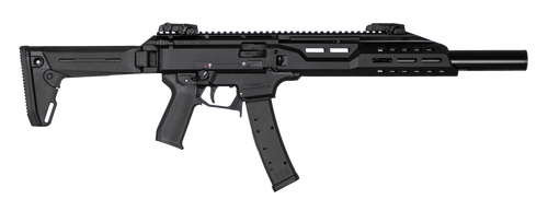 "CZ Scorpion EVO 3 S1 Magpul Edition 9mm, 16"", Black Magpul MOE Grip, 20rd"