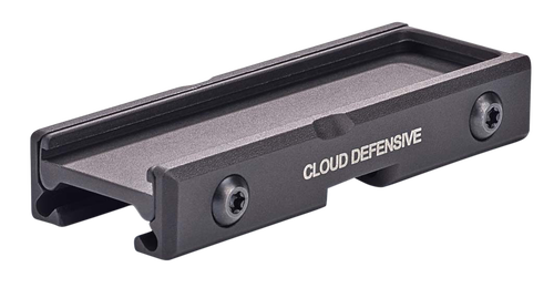 Cloud Defensive LCS for Streamlight Picatinny 6061-T6 Aluminum Black Anodized