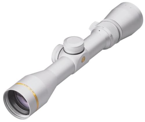 LEUPOLD HANDGUN SCOPE VX-3 2.8-8X32 SILVER, DUPLEX RETICLE