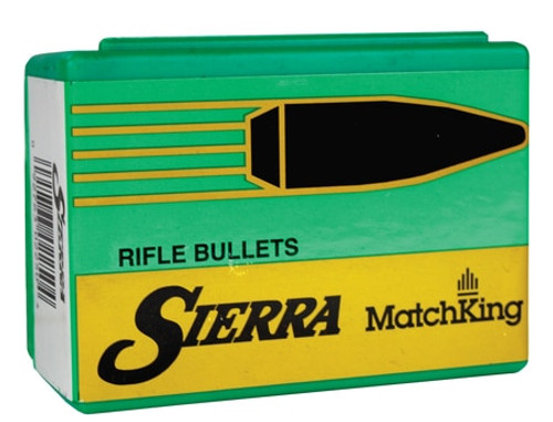 "Sierra Reloading Bullets Match .375 Diameter 350gr, Hollow Point Boattail Requires At Least 1:12"" Twist 50/box"