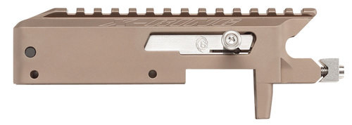 Tactical Solutions WRQS X-Ring Receiver 10/22 22 LR, Aluminum, Quick Sand
