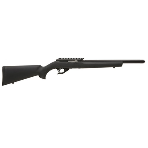 Tactical Solutions X-Ring VR 22 LR, Hogue OM Stock, Matte Black Barreled Action, Black Stock