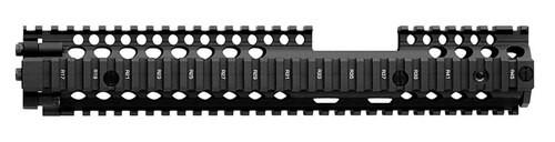 Daniel Defense M4A1 FSP RIS II AR-Platform, Rail System, Aluminum Black