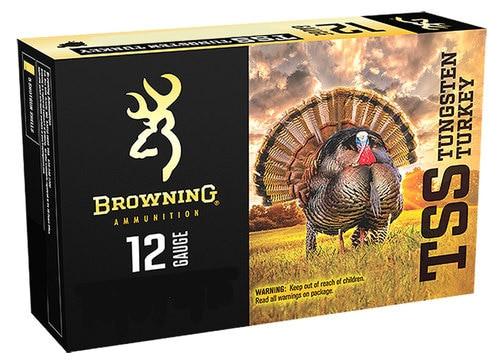 "Browning TSS Tungsten Turkey 12 Ga, 3"", 1 3/4oz, 7-9 Shot, 5rd Box"
