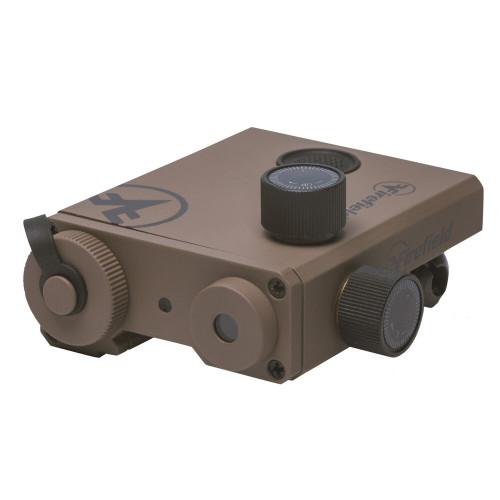 Firefield Charge XLT, Green Laser, AR Platform, Picatinny/Weaver, Flat Dark Earth