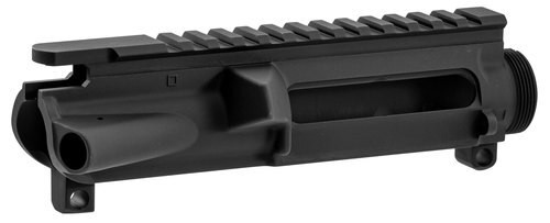Wilson Combat AR Style Forged Upper AR-15 223 Remington/5.56 NATO 7075-T6 Aluminum Black Hardcoat Anodized
