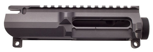 Wilson Combat AR Style Billet Upper AR-15 223 Remington/5.56 NATO 7075-T6 Aluminum Black Hardcoat Anodized