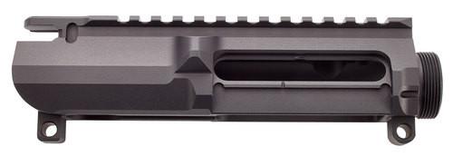 Wilson Combat AR Style Billet Upper AR-15 223 Rem/5.56 NATO 7075-T6 Aluminum Black Hardcoat Anodized