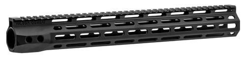 "Wilson Combat AR-15 M-Lok Handguard 6005A-T5 Aluminum Black Hard Coat Anodized 15"""