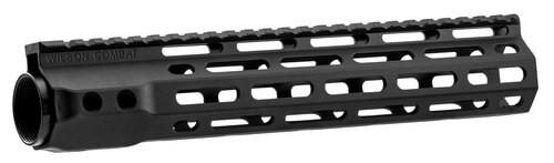 "Wilson Combat AR-15 M-Lok Handguard 6005A-T5 Aluminum Black Hard Coat Anodized 10.4"""