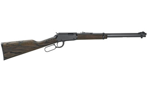 "Henry Garden Gun Smoothbore Rifle 22 LR, 18.50"" Barrel, Black Fixed, 15rd"