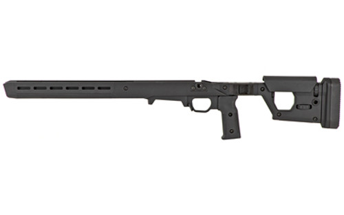 Magpul Pro 700L, Fixed Stock Remington 700 Long Action Black