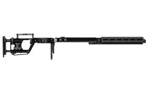 Magpul Pro 700L, Folding Stock Remington 700 Long Action Black
