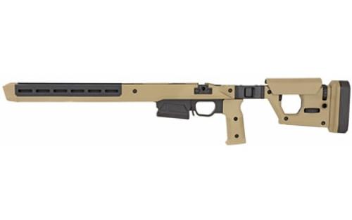 Magpul Pro 700 Short Action Stock Remington 700 Fixed Aluminum/Polymer Flat Dark Earth