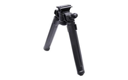 Magpul A.R.M.S. 17S Style Bipod Black 6061 T6 Aluminum Polymer