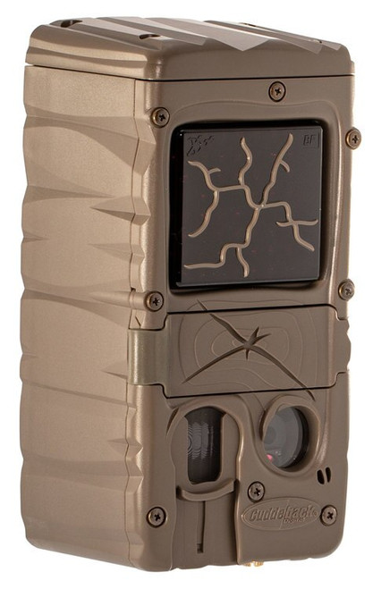 Cuddeback Power House Black Flash Trail Camera 20 MP Brown
