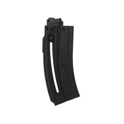 Walther Hammerli Magazine Tac R1 22 LR, Black, 20rd