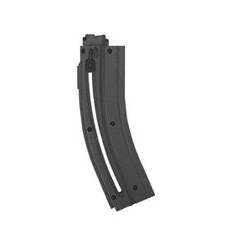 Walther Hammerli Magazine Tac R1C 22 LR, Black, 30rd