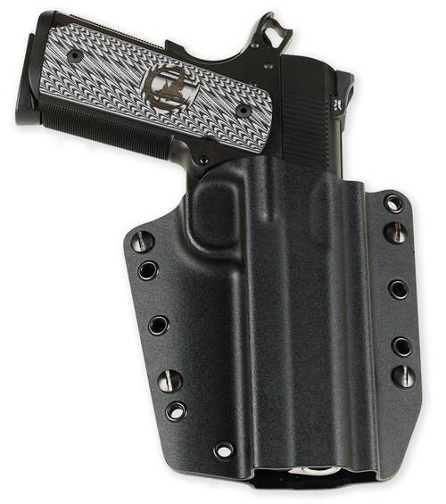 Galco Corvus S&W M&P Compact 9/40, Black
