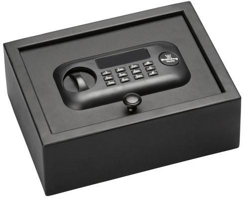 Bulldog Standard Personal Vault Electronic Keypad, Steel Black