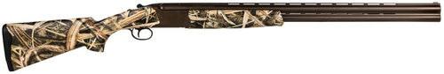 "Pointer MXL Deluxe 12 Ga, 28"" Barrel, 3"", Mossy Oak Shadow Grass Blades Stock, Burnt Bronze"