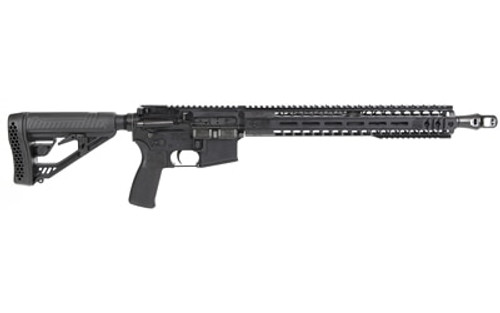 "Radical Firearms Forged MHR 450 Bushmaster, 16"" Barrel, 6 Pos MFT Stock, Black, 7rd"