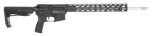 "Radical Firearms Forged RPR 224 Valkyrie, 18"" SS Barrel, Black 6 Pos MFT Stock, Black, 15rd"
