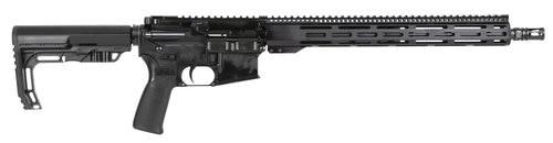 "Radical Firearms Forged FCR 7.62X39mm, 16"" Barrel, Black 6 Pos MFT Stock, Black, 20rd"