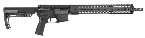 "Radical Firearms Forged MHR 5.56mm, 16"" Barrel, 6 Position MFT Stock Black, 30rd"
