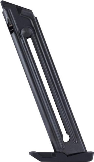 Mec-Gar Ruger MarkIII 22/45 22LR Magazine, Steel Blued Finish, 10rd