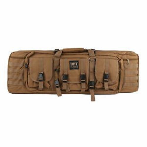"Bulldog Tactical Single Rifle Case, 37"", Tan"