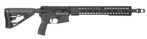 "Radical Firearms Forged MHR 458 SOCOM, 16"" Barrel, Adj Adaptive Tactical EX Performance Stock, Black, 10rd"