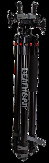 Bog-Pod Death Grip Shooting Tripod, Carbon Fiber